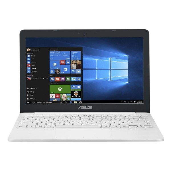 Compare cheap offers & prices of ASUS E203NA-FD020TS 11.6 Inch VivoBook with Intel Celeron N3350 Processor 2GB RAM and 32GB Storage manufactured by Asus