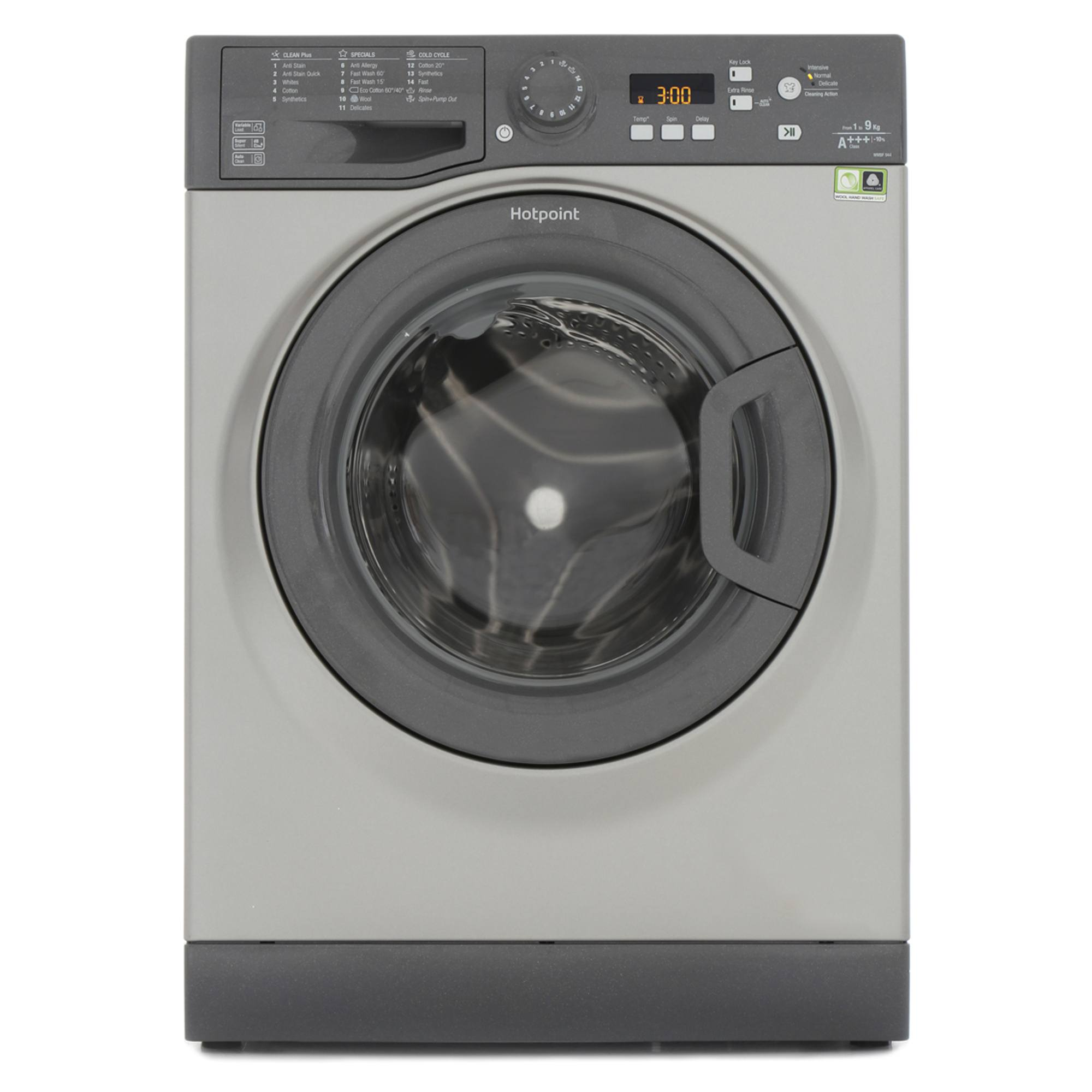Hotpoint Wmbf944g 9kg 1400rpm Washing Machine Hughes