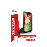 "2 Pack Universal Screen Protector for 7-8"" Tablets or Smartphones"