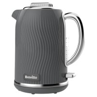 Image of Breville Flow Jug Kettle - Slate Grey