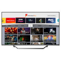 "H50AE7400F 50"" 4K Ultra HD HDR Smart TV with Alexa    Freeview Play"