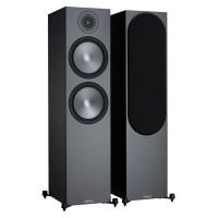 BRONZE 500 Floor Standing Speakers in Black