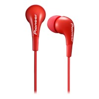 SECL502 Fully-Enclosed In-Ear Headphones in Red