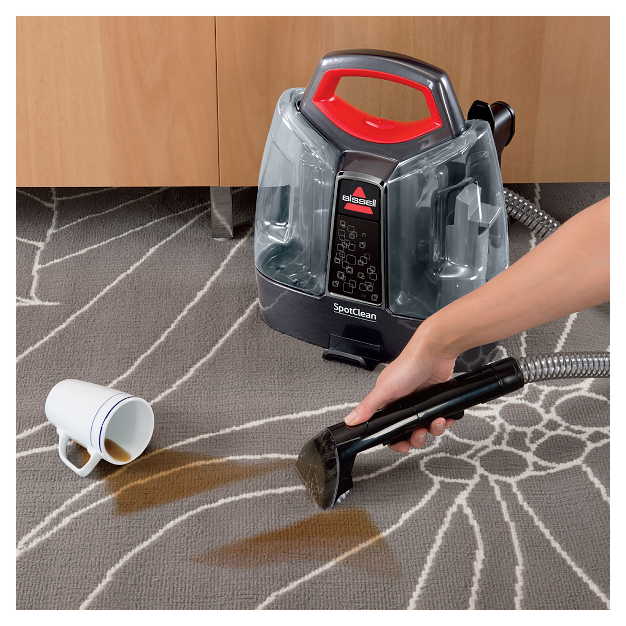 Bissell 36981 Spotclean Carpet Cleaner Hughes