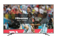 "H50N6800UK 50"" ULED HDR Ultra HD 4K Smart TV with Freeview HD and Dolby Digital+ Sound"