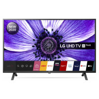 LG 65UN70006LA 65 Inch UHD 4K HDR Smart LED TV with Freeview HD/Freesat HD - Black colour (2020 Model)