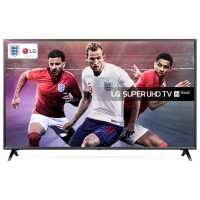 "65UK6300 65"" Ultra HD 4K HDR Smart LED TV with Wi-Fi and Bluetooth in Black"