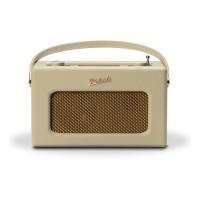 RD70-PASTELCREAM DAB/DAB+/FM Retro Radio with Bluetooth and Alarm in Cream