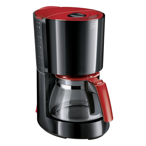 Compare retail prices of 1002-01-Red Enjoy Coffee Filter Machine with Aroma Selector in Black and Red to get the best deal online