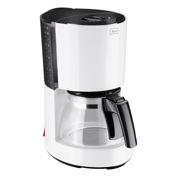 Compare retail prices of 1002-01 Enjoy Coffee Filter Machine with Aroma Selector in White to get the best deal online