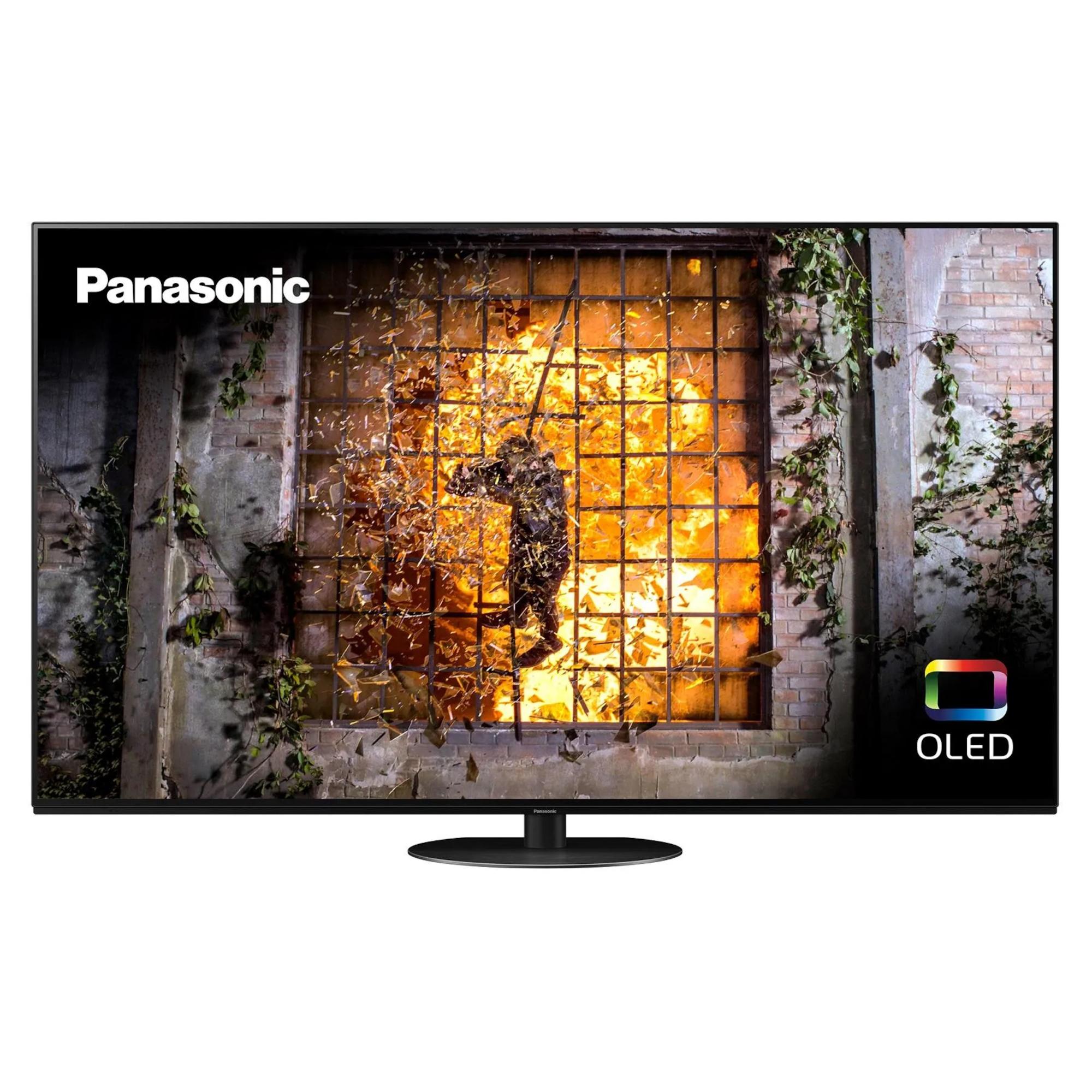 "Panasonic TX65HZ1000B 65"" Ultra HD 4K Pro HDR Master OLED TV"
