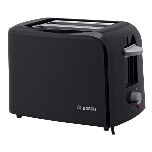 Compare cheap offers & prices of Bosch TAT3A0133G 2 Slice Toaster in Black with 980W Power manufactured by Bosch