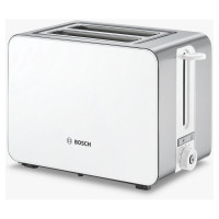 Bosch Sky TAT7201GB Yes Slice Toaster - White