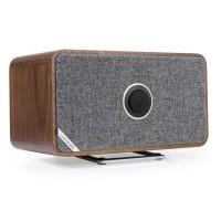 MRX-WALNUT Wireless Speaker with Bluetooth