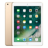 "Image of APPLE 9.7"" iPad - 128 GB, Gold, Gold"