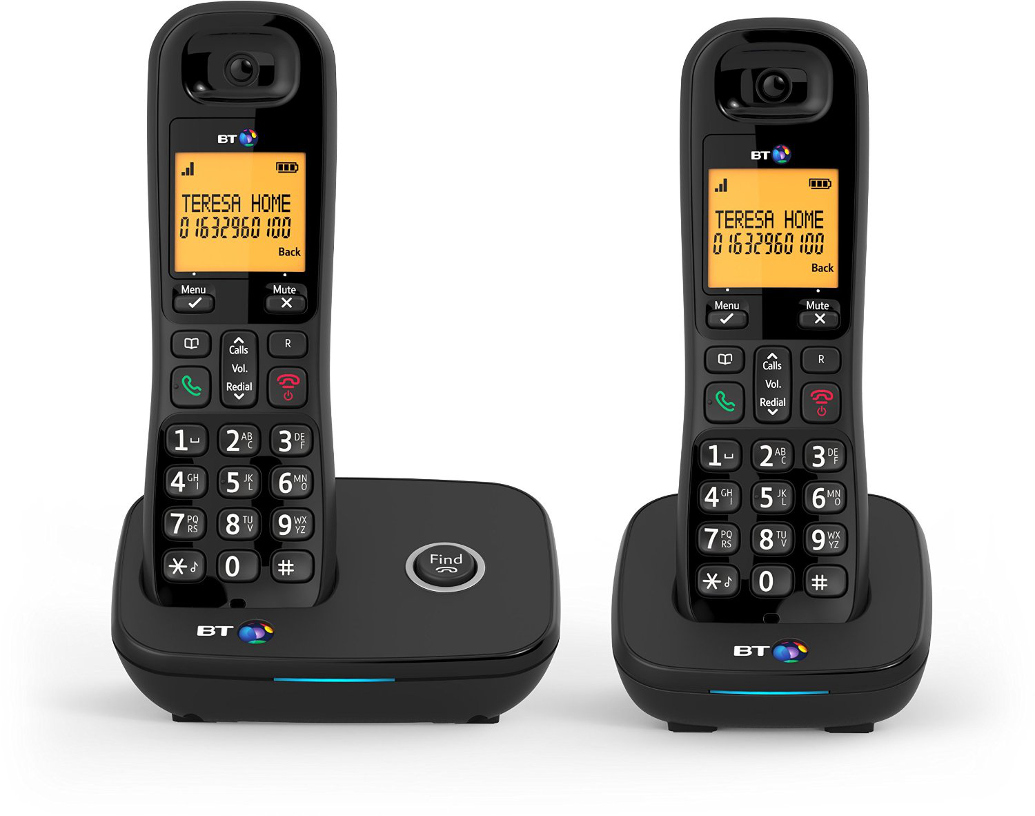 Bt 1200 Nuisance Call Blocker Cordless Phone With Do Not