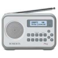 PLAY DAB DAB+ FM Digital Radio with 10 Station Presets