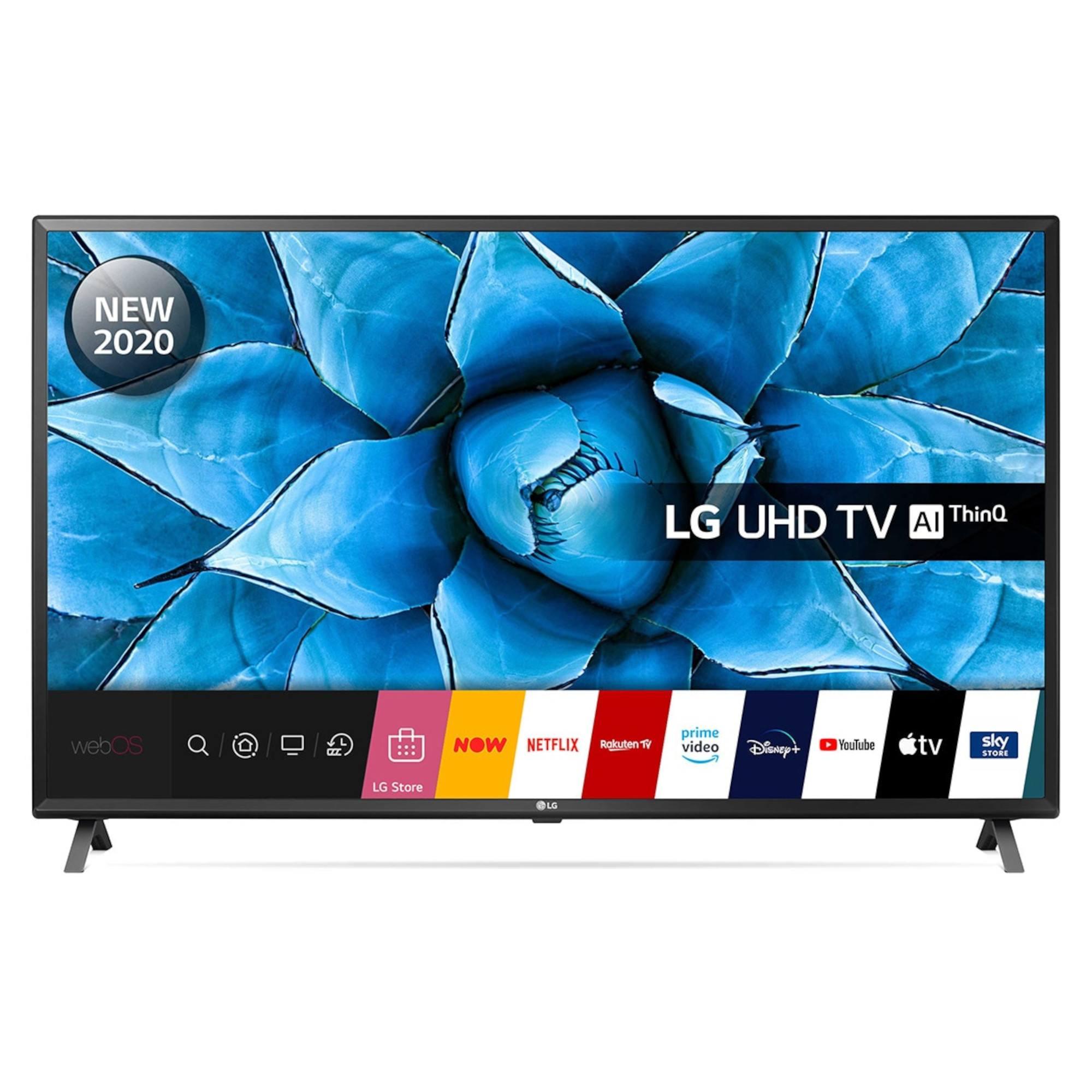 """LG 49UN73006LA 49"""" 4K Ultra HD Smart TV with webOS"""