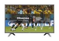 """H43N5700UK 43"""" LED HDR 4K Ultra HD Smart TV with Freeview HD"""