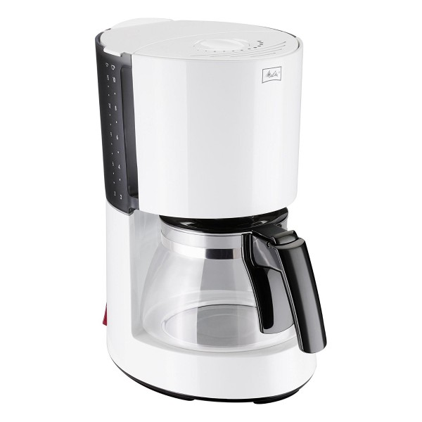 Compare retail prices of 1002-01-White Enjoy Coffee Filter Machine with Aroma Selector in White to get the best deal online