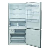 Hotpoint H84BE72XO3 84cm Frost Free Fridge Freezer - Stainless Steel