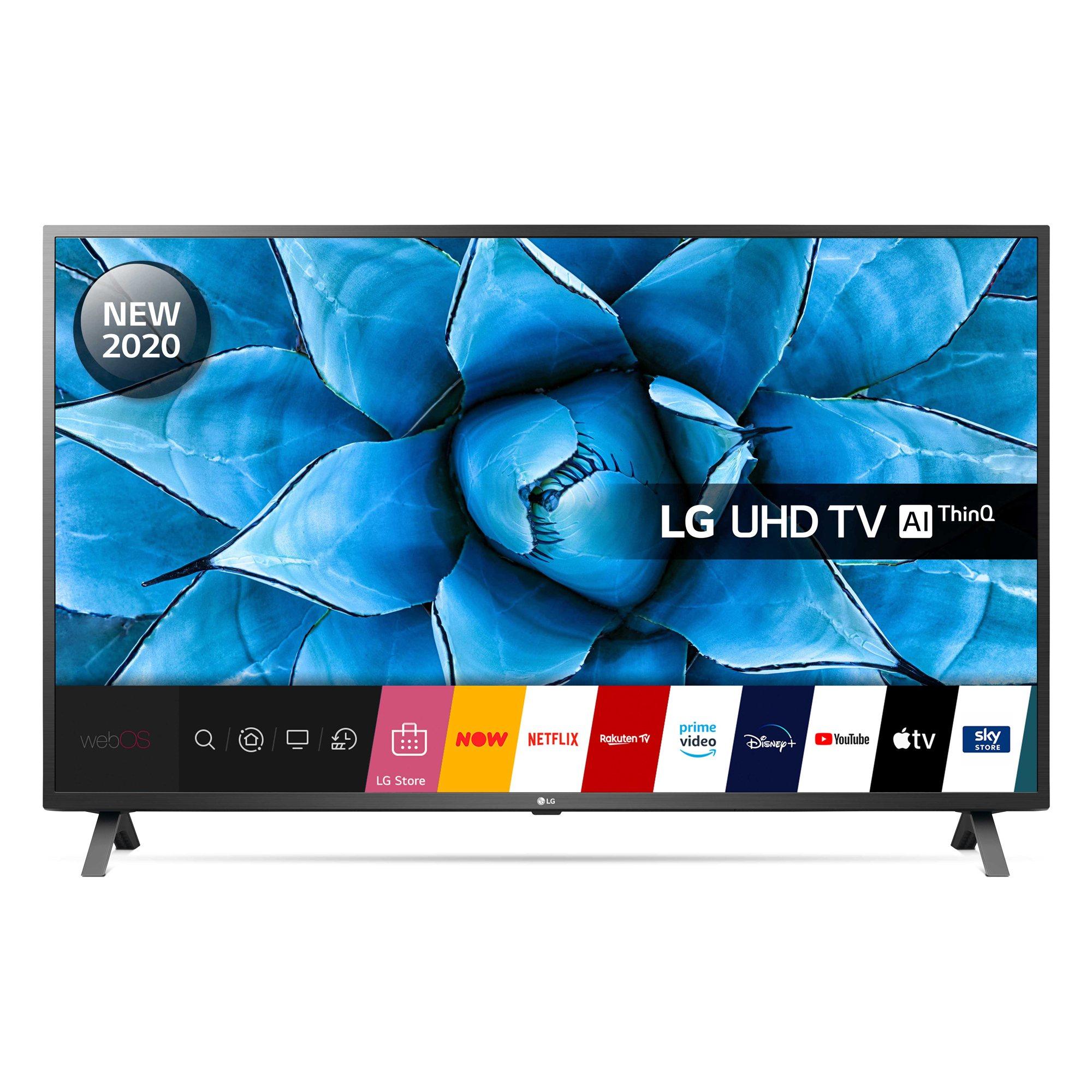 """LG 55UN73006LA 55"""" 4K Ultra HD Smart TV with webOS"""