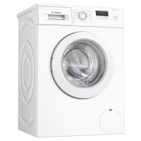 Image of Bosch Serie 2 WAJ28008GB 7 kg 1400 Spin Washing Machine - White, White