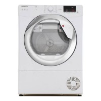 HLC9DCE 9kg Load Condenser Tumble Dryer - White