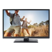 "24LED1700 24"" LED HD Ready Smart TV with Built In WiFi and Freeview HD in Black"