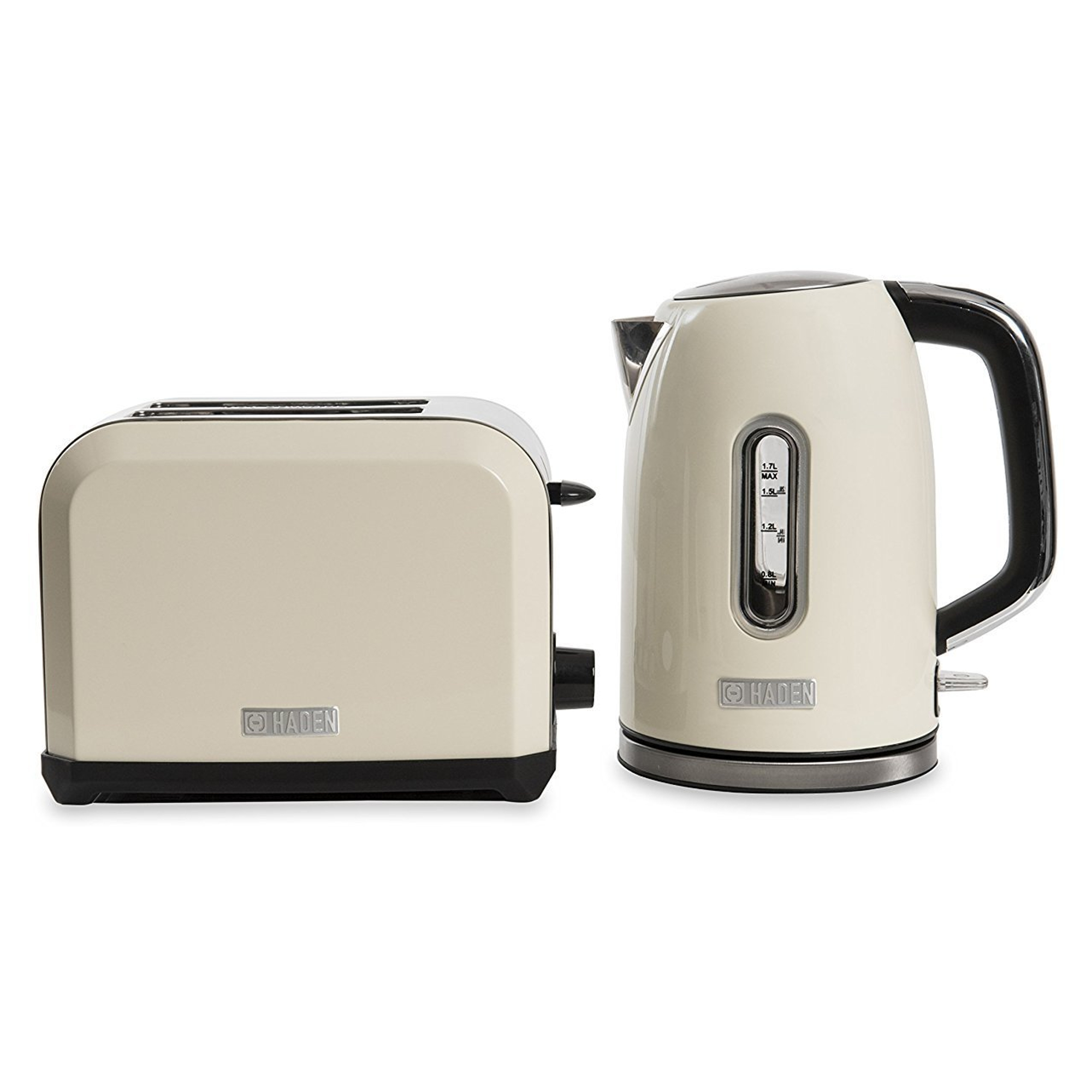 Haden 183484 3000w 1 78l Kettle Amp 2 Slice Toaster Set Hughes