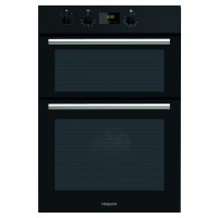 DD2540BL 116L Built-In Electric Double Oven