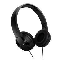 SE-MJ503 On-Ear Foldable Headphones in Black