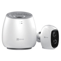 C3A WiFi Smart Security Camera and 4G Hub with Built-in Siren