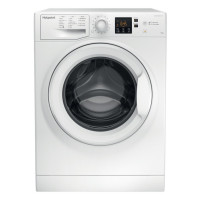 Image of HOTPOINT Coreu0026tradeNSWM 1043C W UK N 10 kg 1400 Spin Washing Machine ? White, White