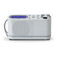 PLAY10-WT DAB/DAB+/FM Portable Radio