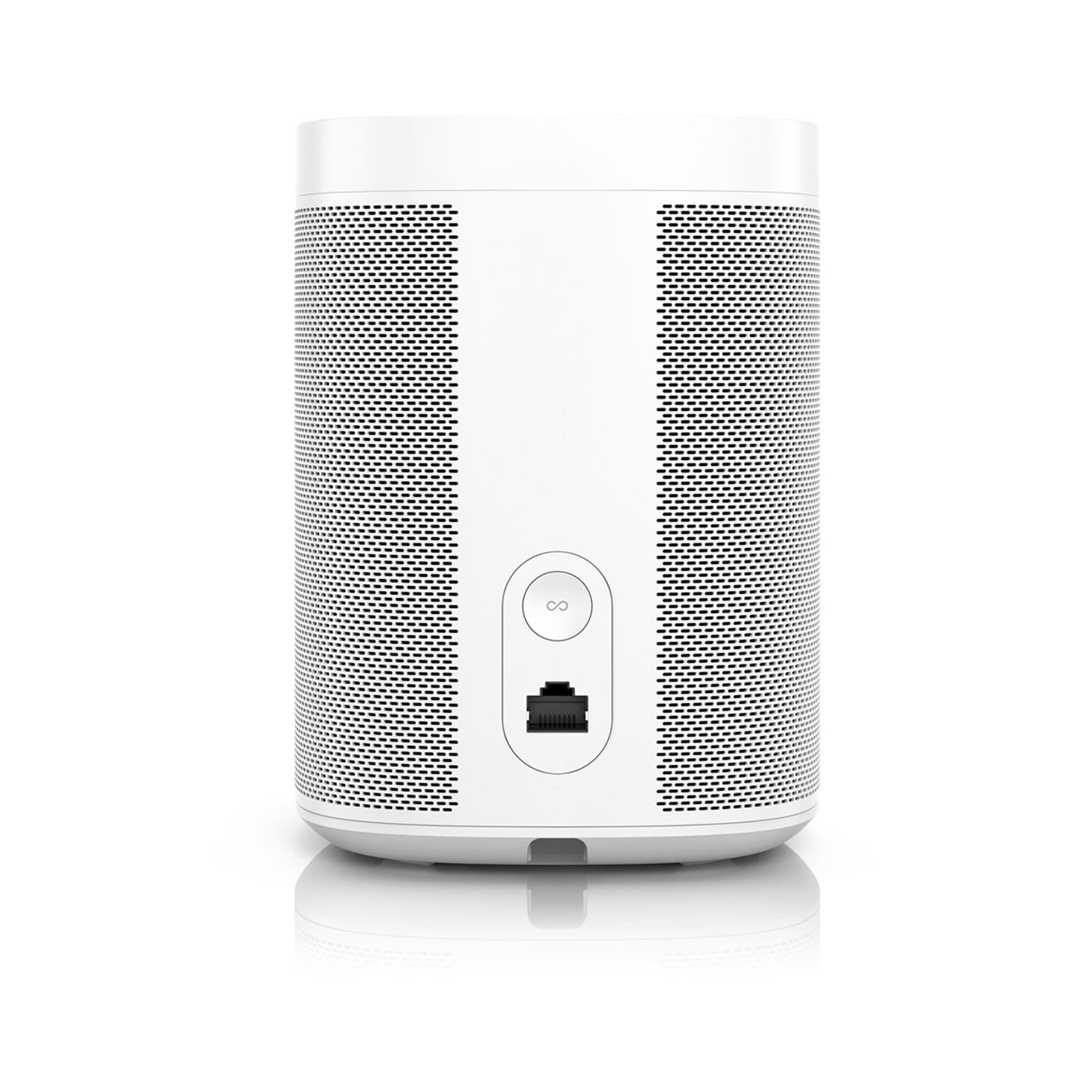 Sonos One Gen 2 Smart Speaker - White