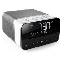 SIESTA-HOME-PL Compact All-In-One Music System Radio