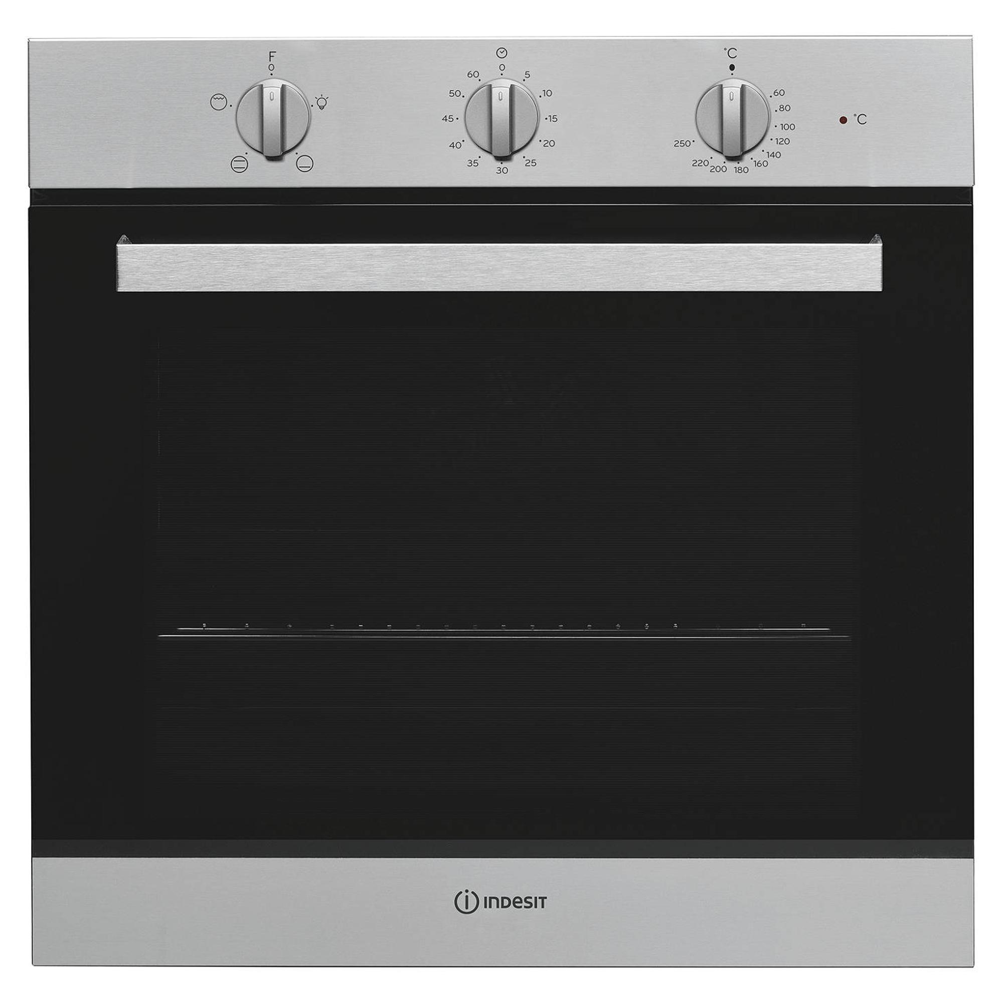 Indesit Aria Ifw 6230 Ix 71l Built In Single Oven Hughes