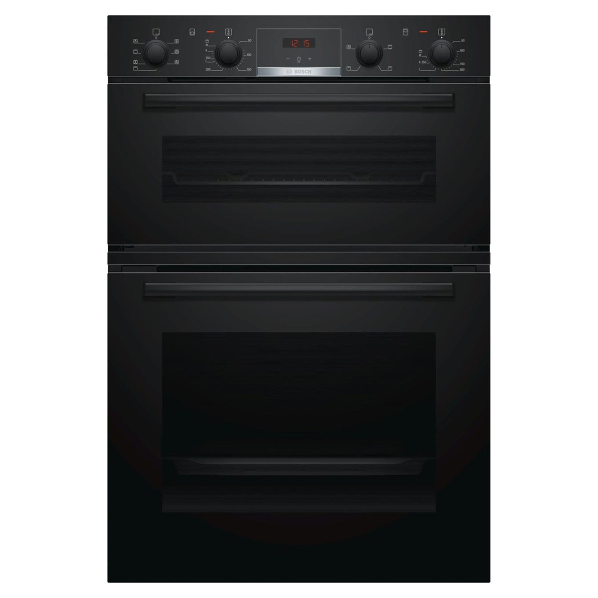 Bosch Serie 4 MBS533BB0B Built-In Electric Double Oven