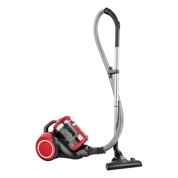 Compare cheap offers & prices of Beko VCM7180P Bagless Pets Cylinder Vacuum Cleaner with 2.8L Capacity manufactured by Beko