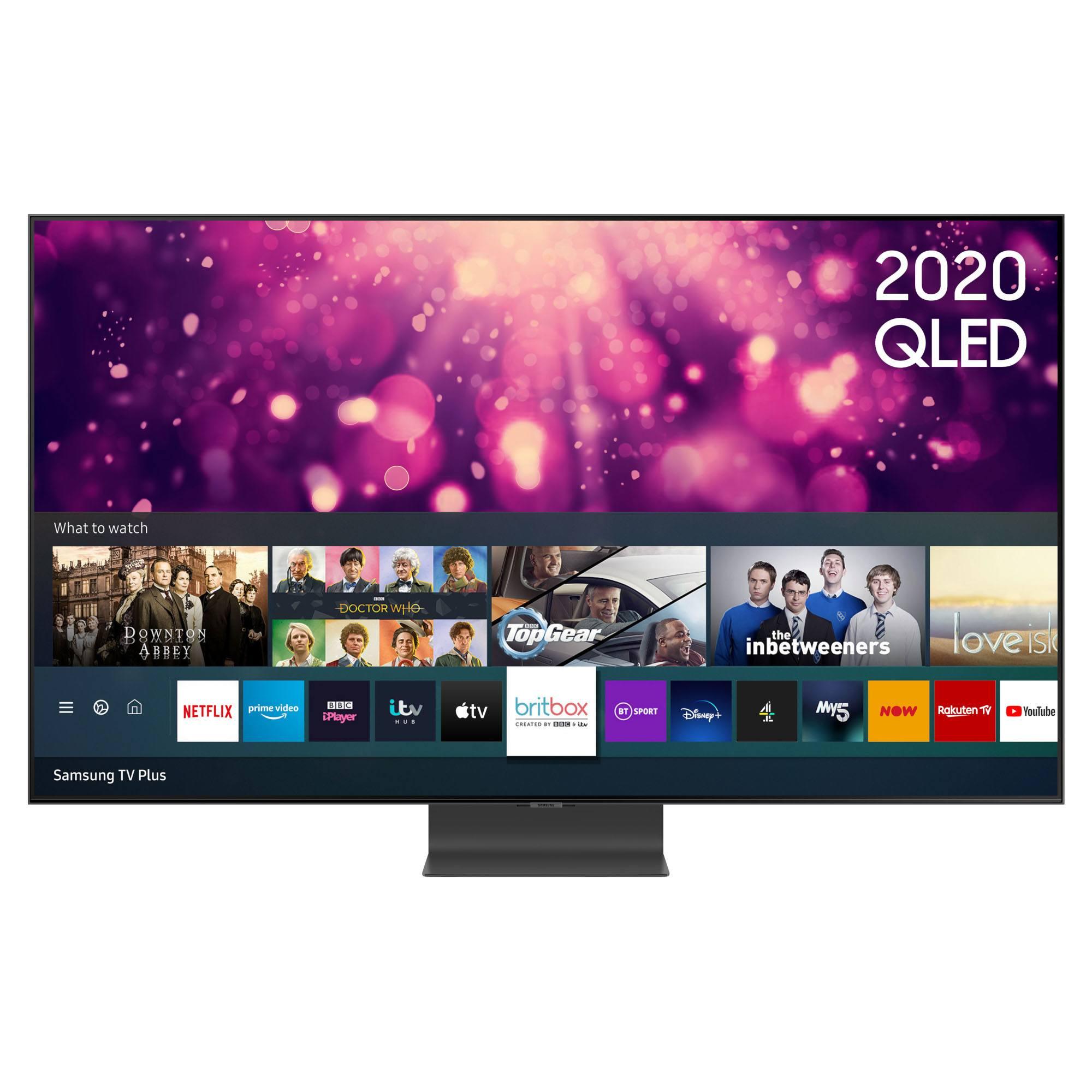 """Samsung QE65Q95T 65"""" HDR 2000 4K QLED Smart TV - Bixby"""
