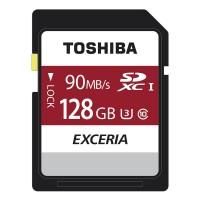 N302-128GB-SD 128GB Exceria SD Card Class 3