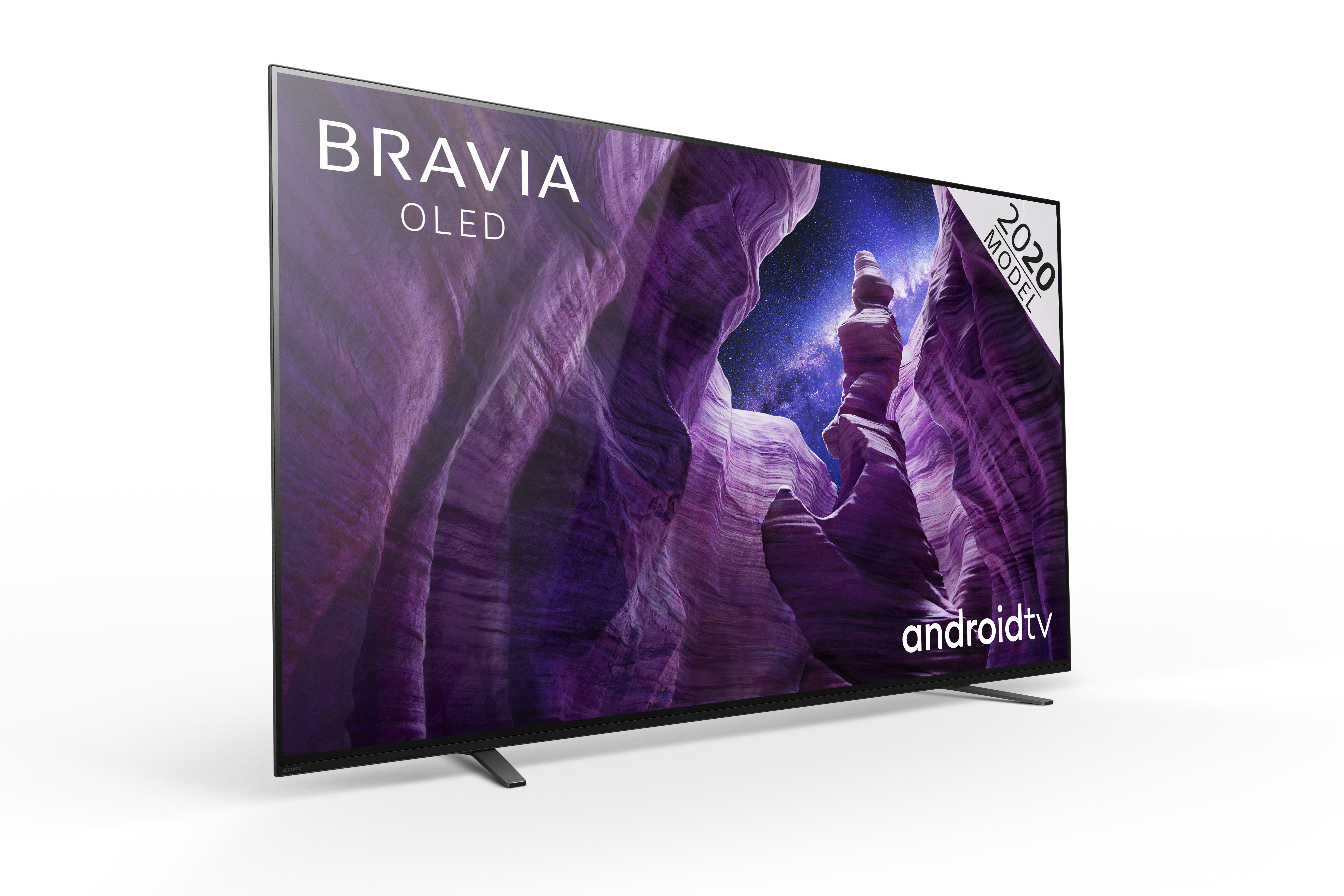 """Sony Bravia KD55A8BU 55"""" OLED 4K HDR Android TV"""