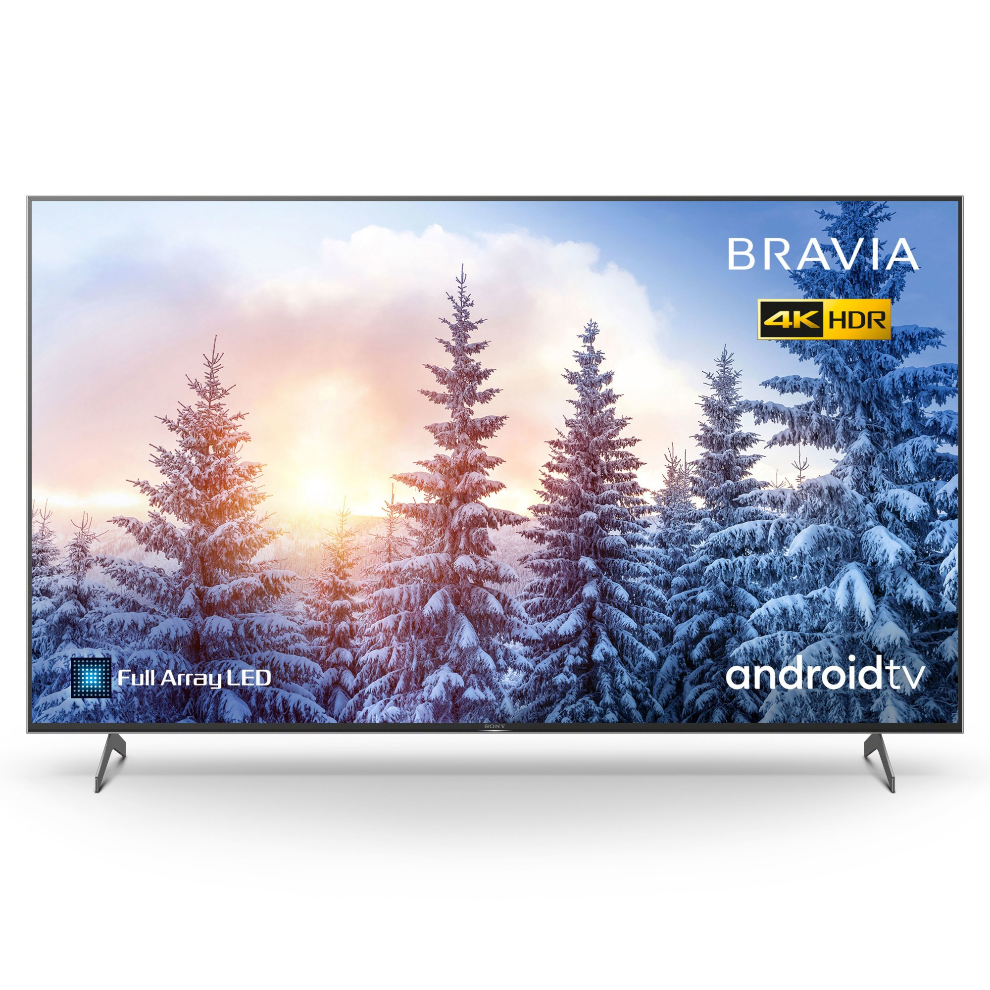 "Sony Bravia KD75XH9005BU 75"" Full Array LED 4K HDR Android TV"