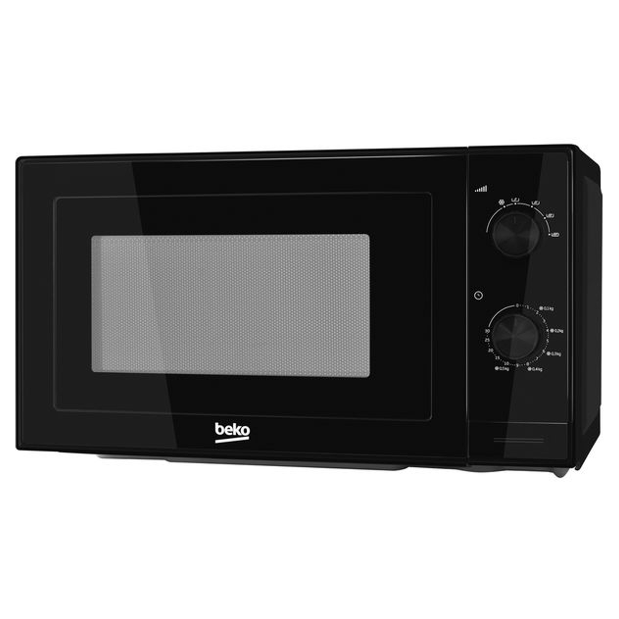 Beko Moc20100b Compact 20 Litre Microwave Hughes