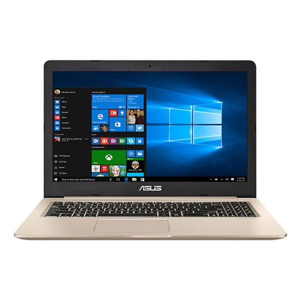 Compare cheap offers & prices of ASUS N580VD-DM129T 15.6 Inch VivoBook Pro 15 Laptop with 1TB Storage 8GB RAM and Intel Core Processor in Gold manufactured by Asus
