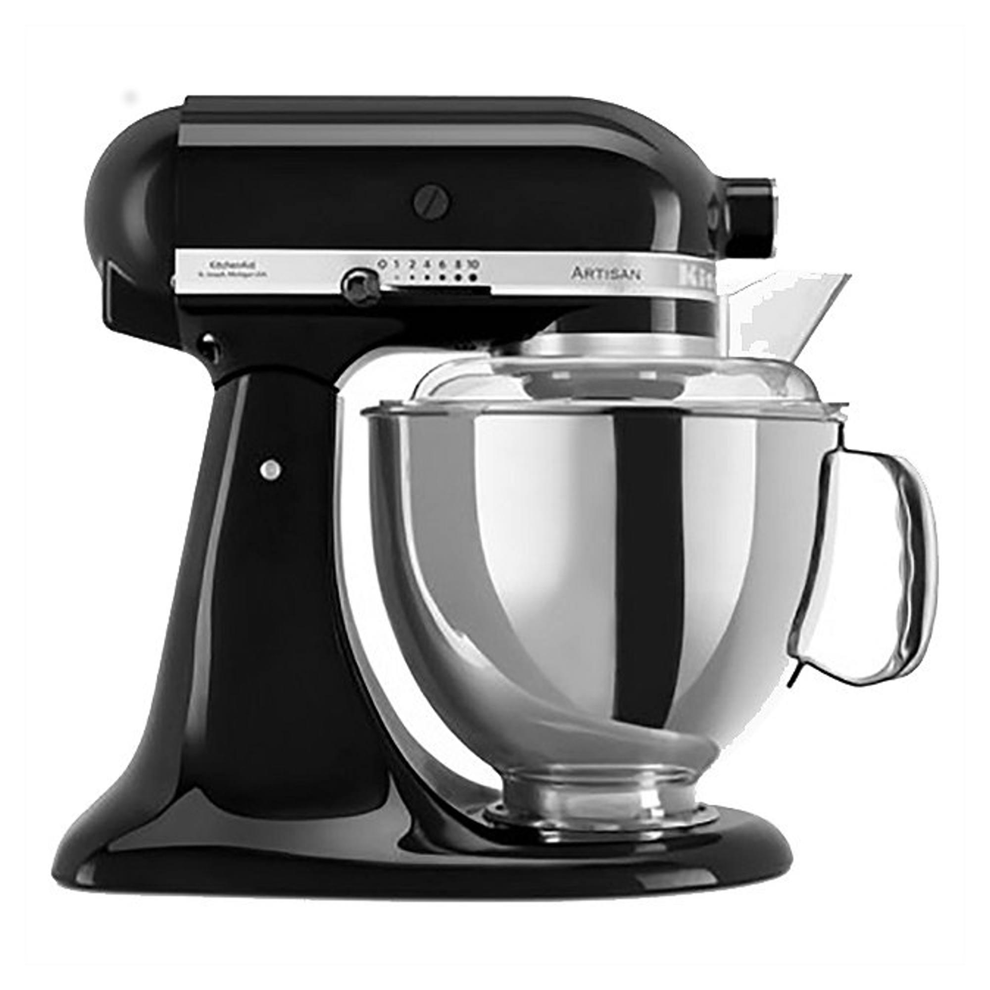 Kitchenaid 5ksm175psbob 300w 4 8l Artisan Stand Mixer Hughes