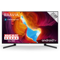 Image of BRAVIA KD49XH9505BU (2020) 49 inch 4K HDR Full Array LED TV Android TV
