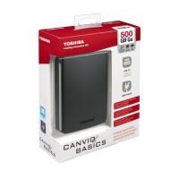 Toshiba CANVIO-500GB
