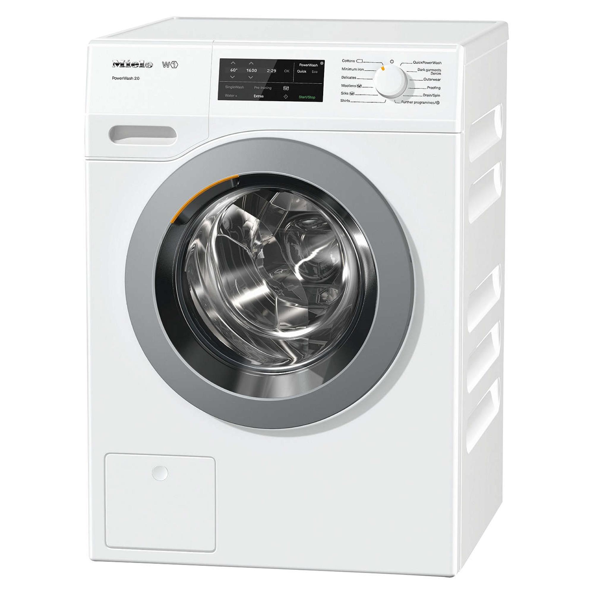 Miele Wce330 Powerwash 8kg Load Washing Machine White